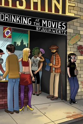 Review: Drinking at the Movies by Julia Wertz