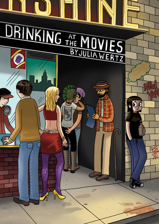 Drinking at the Movies Book Cover