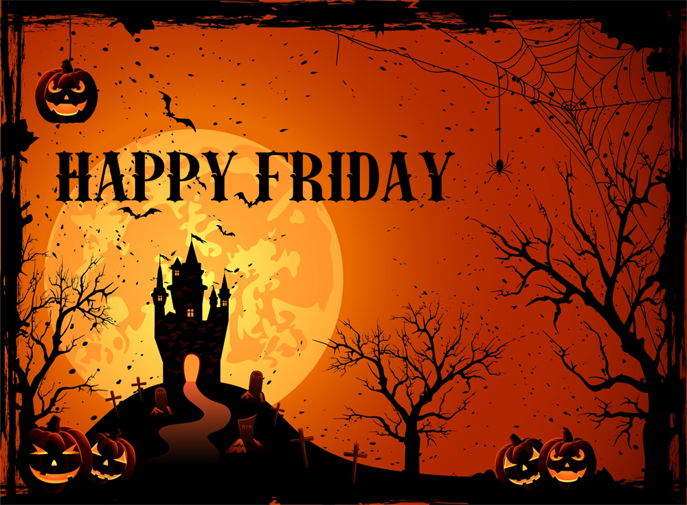 Friday favorites halloween edition u tana time