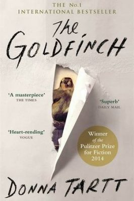 Review: The Goldfinch by Donna Tartt
