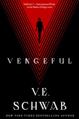 Review: Vengeful by V.E. Schwab
