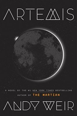 Review: Artemis by Andy Weir